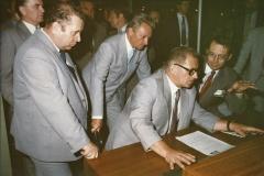 vládní delegace, jednotný dress code