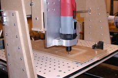 CNC mašinka 2, vyrobila CNC1 mašinka